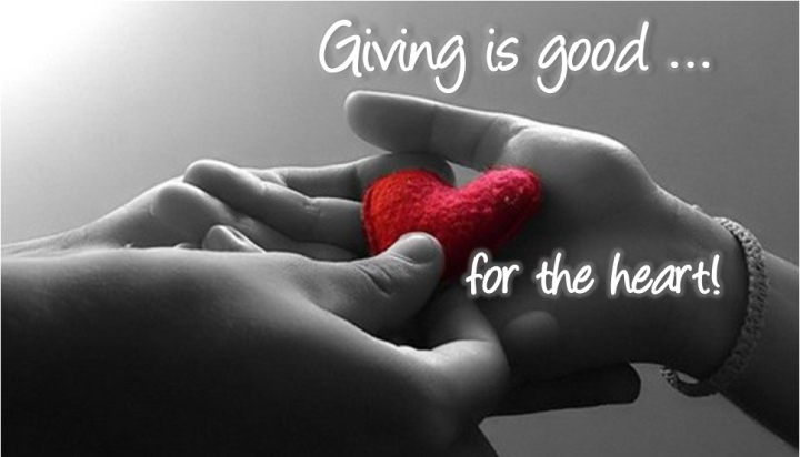 Giving is Good